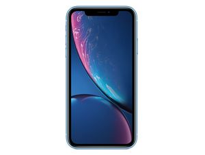 Apple iPhone XR, 128 GB, blau