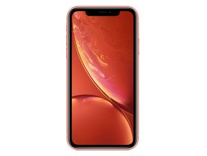 Apple iPhone XR, 256 GB, koralle