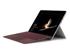 Microsoft Surface Go, 1,6 GHz Gold Prozessor, 8 GB RAM, 128 GB SSD, silber