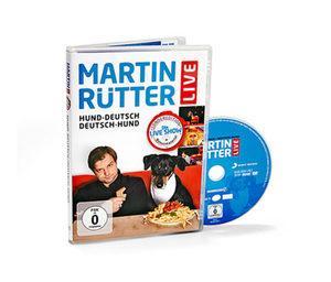 DVD »Martin Rütter Live: Hund–Deutsch / Deutsch–Hund«