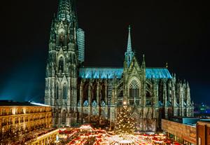 Weihnachtsmärkte am Rhein  MPS Statendam