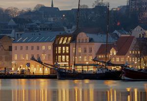 Deutschland - Flensburg  Hotel Hafen Flensburg