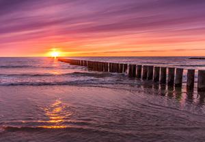 Polen - Ostseeküste  Rezydencja Korab - Misdroy