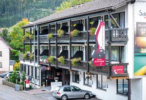 Deutschland - Schwarzwald  Schwanen Resort Hotel & Restaurant