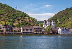 Deutschland – Mosel  Landhotel Ringelsteiner Mühle