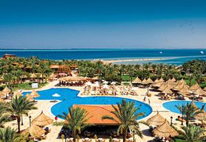 Ägypten - Hurghada  Hotel Siva Grand Beach