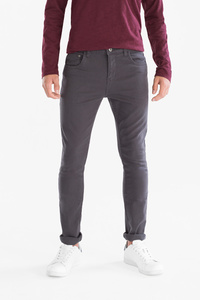 Here and There         THE SLIM JEANS - extra-weiter Bund