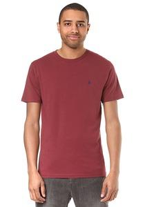 Volcom Stone Blanks Basic - T-Shirt für Herren - Rot