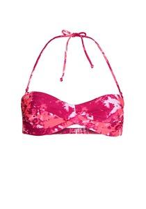 Volcom Graffiti Beach - Bikini Oberteil für Damen - Rot