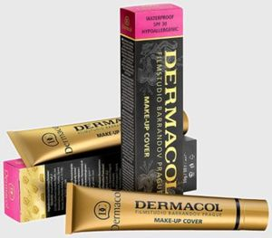 Dermacol Make-up Cover (Farbe: dunkel)