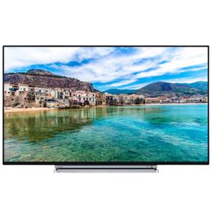 Toshiba 43 V6763 DA - 109 cm (43 Zoll) Fernseher (4K Ultra HD, HDR 10, Smart TV, WLAN, Triple Tuner (DVB T2), USB)