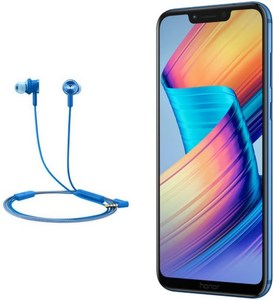 Honor Play inkl. AM17 Kopfhörer Smartphone blau