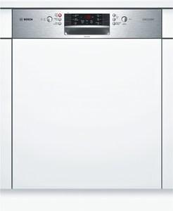 Bosch SMI46IS04D Integrierbarer 60 cm Geschirrspüler edelstahl / A++
