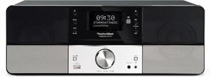 TechniSat DigitRadio 360 CD CD/Radio-System schwarz