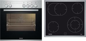 Constructa CX31155 Geräte-Set edelstahl + edelstahl / A