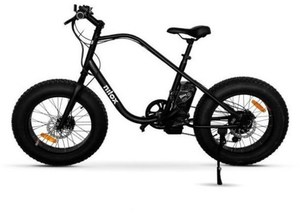 Nilox Doc X3 Fat Bike (20´´) schwarz