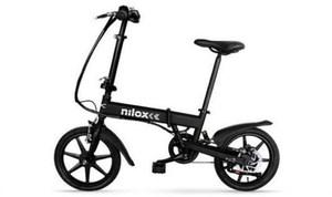 Nilox Doc X2+ (16´´) E-Bike schwarz