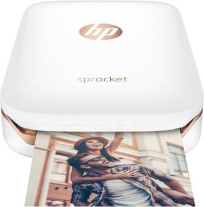 HP Sprocket Fotodrucker weiß