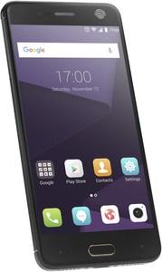 ZTE Blade V8 Smartphone schwarz