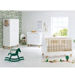 PINOLINO   3-tlg. Babyzimmer Pan breit