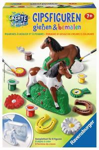 Ravensburger Gipsfiguren - Pferd