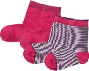 Socken Doppelpack , gestreift Gr. 31-34 Mädchen Kinder