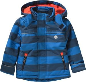 Winterjacke mit abnehmbarer Kapuze Gr. 104 Jungen Kleinkinder