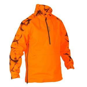 Jagdjacke Supertrack Schlupfjacke orange