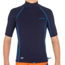 Bild 2 von Thermo-Shirt kurzarm UV-Schutz Fleece Kinder blau