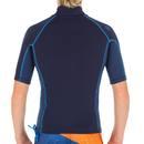 Bild 4 von Thermo-Shirt kurzarm UV-Schutz Fleece Kinder blau