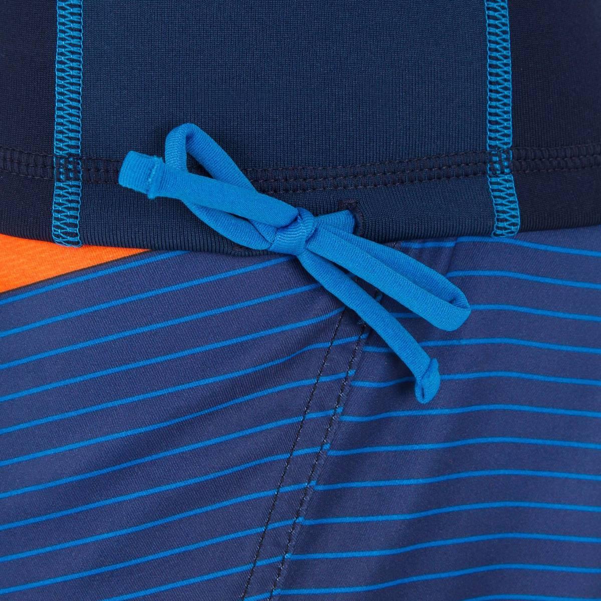 Bild 5 von Thermo-Shirt kurzarm UV-Schutz Fleece Kinder blau
