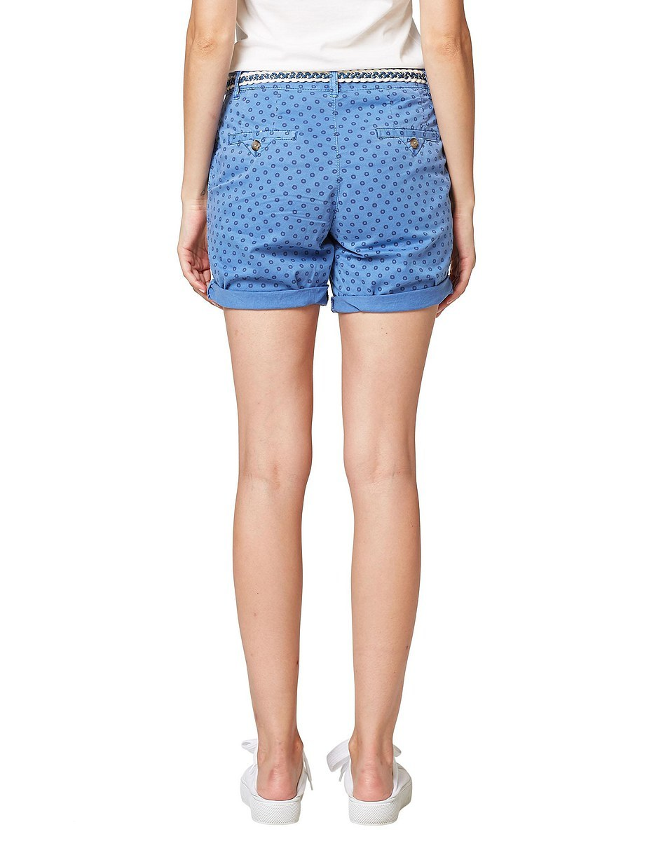 Bild 2 von Esprit - Shorts mit Minimal-Print