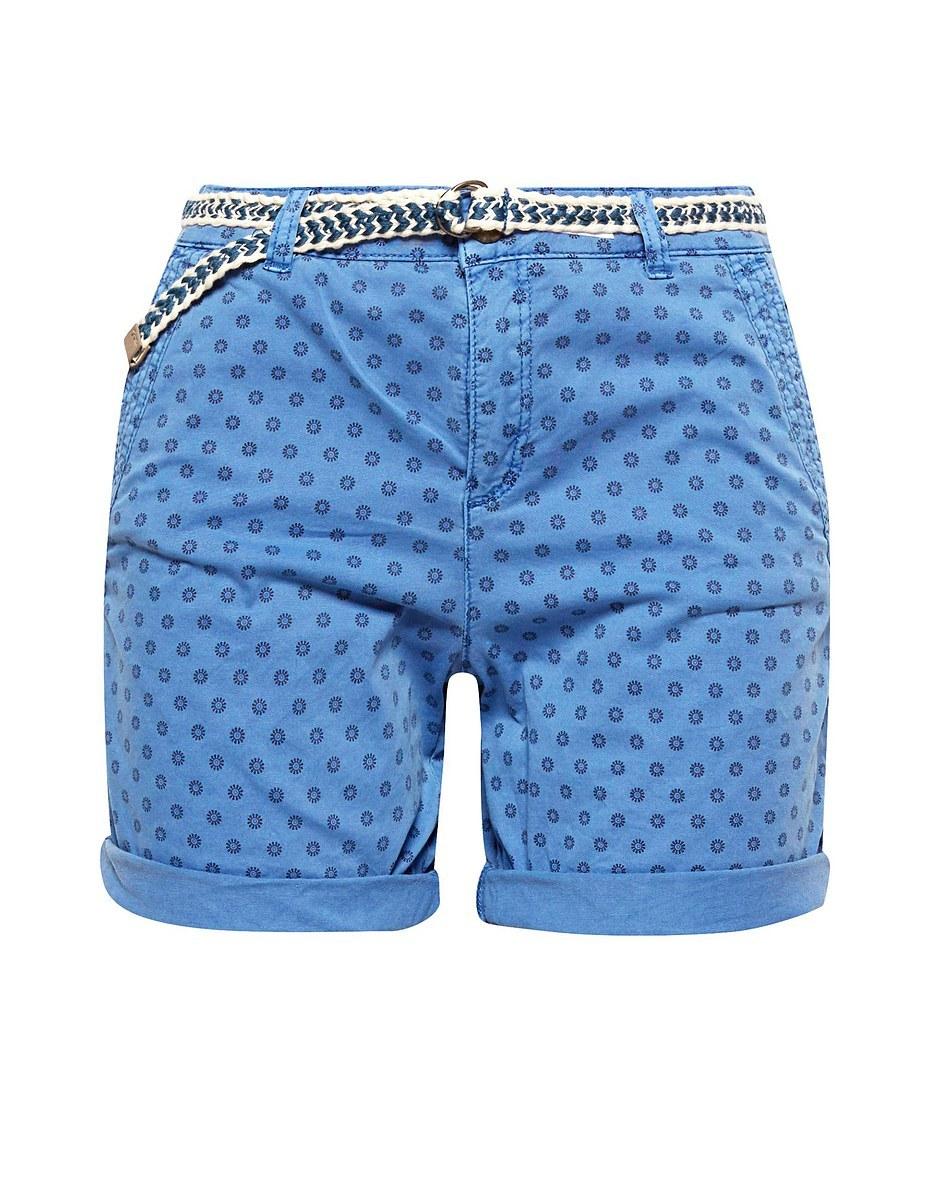 Bild 3 von Esprit - Shorts mit Minimal-Print