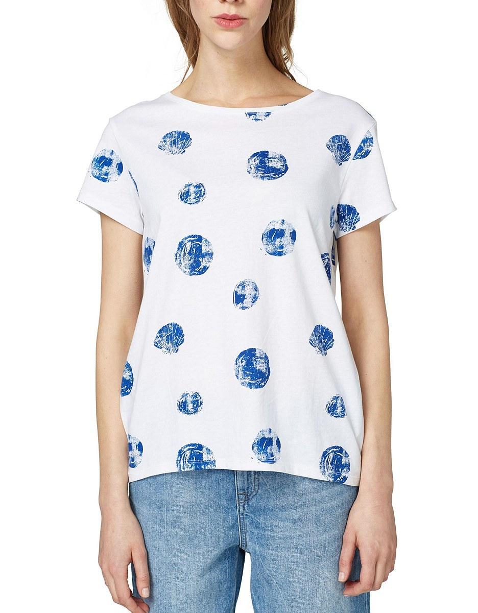 Bild 1 von Esprit - Shirt im Vintage-Look