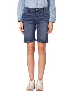 Esprit - Jeans-Shorts mit Destroyed-Effekten