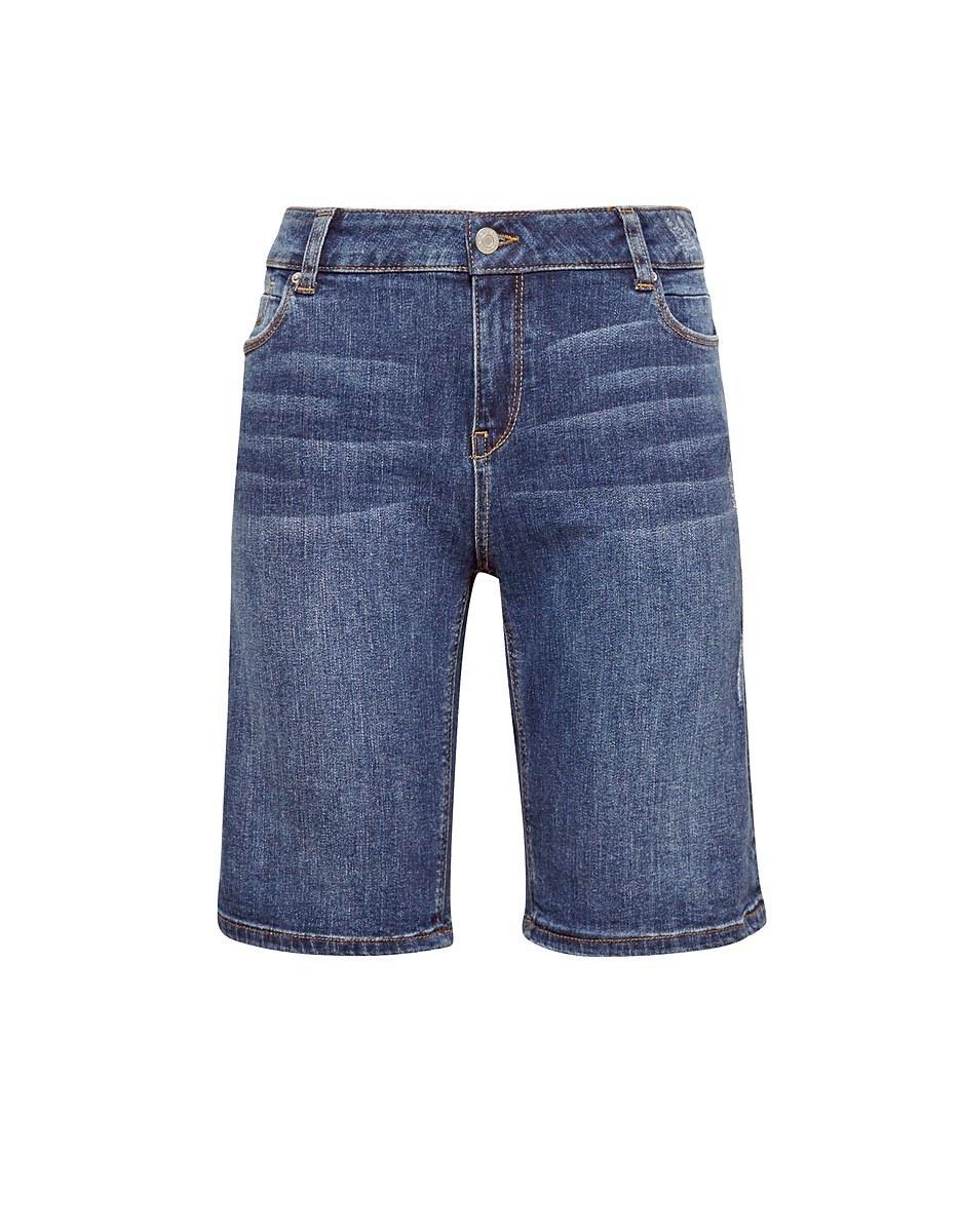 Bild 3 von Esprit - Jeans-Shorts mit Destroyed-Effekten
