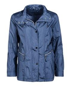Malva - leichte Jacke mit Patten-Taschen