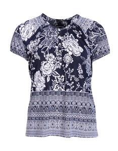 My Own - Shirt mit tollem Blumendruck