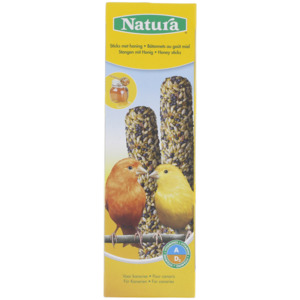 Natura Sticks Kanarienvögel