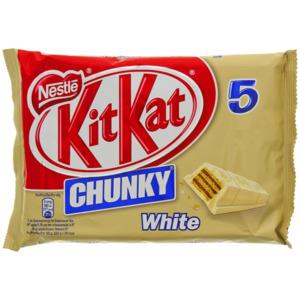 Nestlé KitKat Chunky White