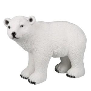Eisbär-Figur