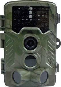 Berger & Schröter FullHD Wildkamera 16 Mio. Pixel Black LEDs Braun