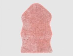 Kunstschaffell Lambskin rose