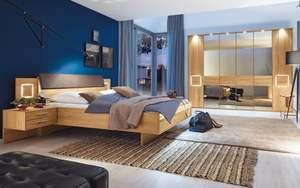 Schlafzimmer Angebote der Marke Musterring aus der Werbung