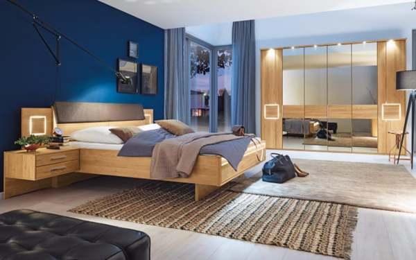Musterring - Schlafzimmer Samoa in Eiche teilmassiv von HARDECK ...