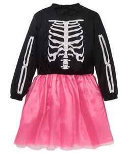 Kinderkostüm - Halloweenkleid