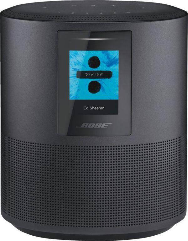 Bose         Home Speaker 500                     Schwarz