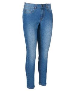 Jeans - gepunktet