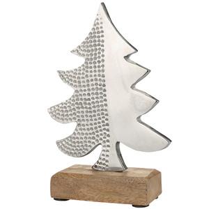 Deko-Tannenbaum aus Metall