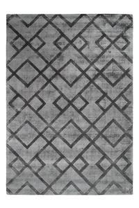 Kayoom Luxury 310 Grau / Anthrazit 160cm x 230cm